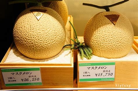 Hoe Voorkom Je Fruitvliegjes by Bizar Luxe Japanse Fruitwinkel Verkoopt Meloenen Voor