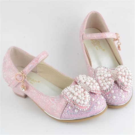 children high heels children princess sandals wedding shoes high