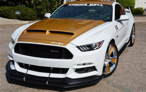 Bell Ford by Hurst And Kenne Bell Team Up For 750 Hp Sema Mustang