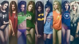Sexy ladies superman poster flash captain america custom batman poster superman logo wall