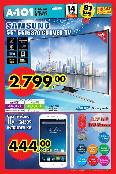 Samsung J A101 by A101 Akt 252 El 220 R 252 Nler 14 Nisan 2016 Katalogu Samsung 55j6370 Curved Tv