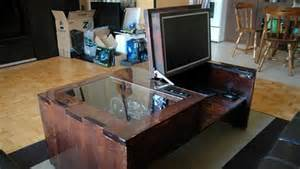 How To Build A Corner Desk From Scratch 13 And Simple Diy Computer Desk Diy And Crafts