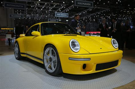 ruf porsche 911 ruf ctr the 700bhp sports car inspired by the porsche