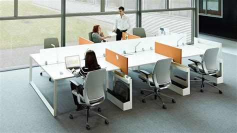 steelcase benching divisio partition screens for office space division