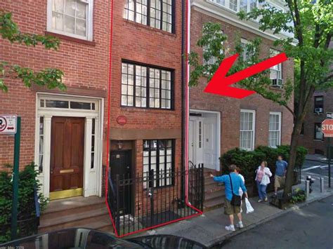 the house nyc house of the day the narrowest home in new york city just sold for 325 million jpg