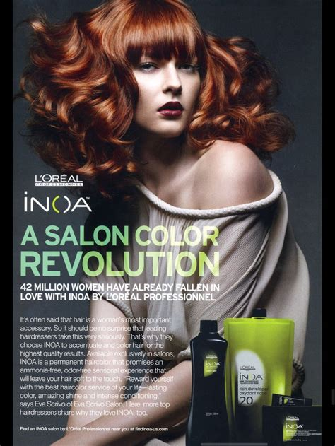 l oreal professional inoa permanent hair color ammonia free 60 ml ebay 8 best l oreal professional inoa colour range images on hair color hair colors and