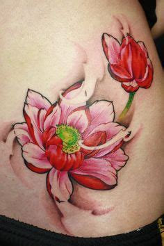 lotus tattoo camrose hours tattoo watercolor lotus bengali beach swimsuit tattoos