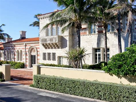 palm beach house house of the day an italian style mansion on the palm