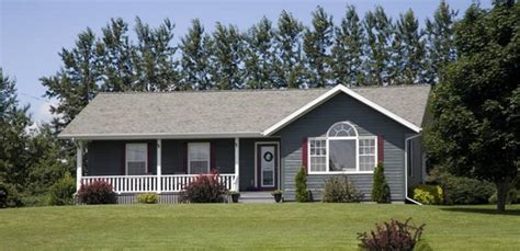 modular country homes the difference between modular and manufactured homes