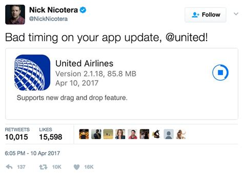 united airlines service desk the 12 funniest responses to united airlines