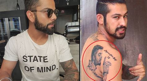 virat kohli tattoo happy birthday virat kohli this for birthday boy