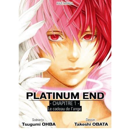 platinum end vol 4 books platinum end ebook