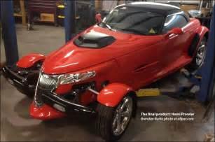 Chrysler Prowler Engine Plymouth Prowler Engine To 6 1 Hemi V8 Amcarguide