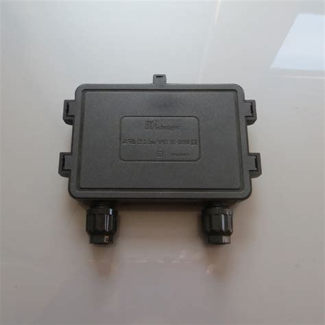 Panel Junction Box 70w 130w solar junction box waterproof ip65 for solar