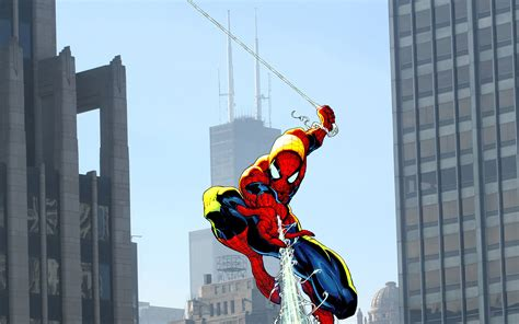 imagenes para pc spiderman spider man wallpaper and background 1440x900 id 581531