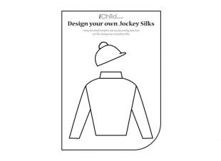 decorate your own jockey silks ichild