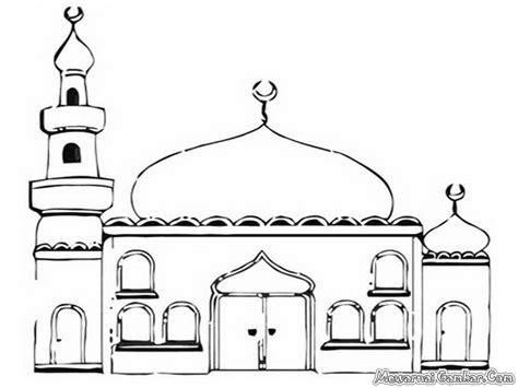 desain sepeda masjid gambar mewarnai matahari bulan dan bintang contoh gambar