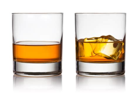 whiskey glass the real difference between whiskey bourbon scotch and