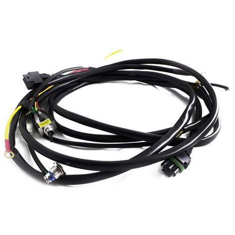 baja designs s8 led lightbar wire harness