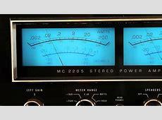 Mcintosh MC 2205 - YouTube Mcintosh Audio Ebay