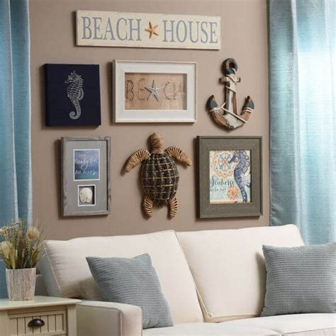 beach house interior colors framed mirror on wall designs 30 best decoration ideas above the sofa for 2018