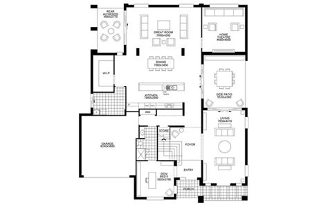 masterton homes floor plans grange build