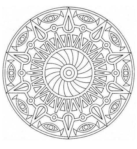 Complex Coloring Pages Night Coloring Pages Complex Coloring Pages
