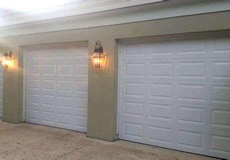 garage doors repair services  cocoa fl tropical
