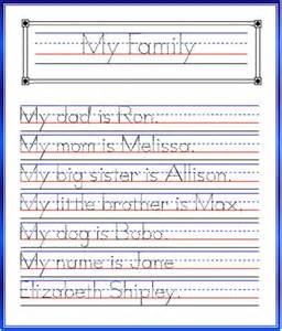 Essay Writing My Family by Write Essay On My Family