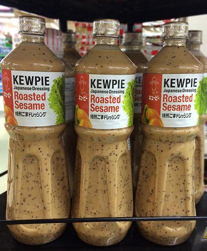 kewpie roasted sesame dressing recipe kewpie roasted sesame dressing cravings recipes