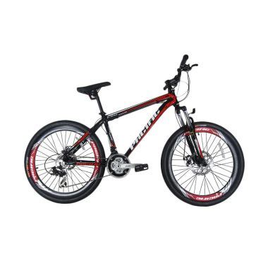 Tas Sepeda Seven Summits Bike Merah 1 jual pacific mtb invert 6 0 sepeda gunung hitam merah 26 inch harga kualitas