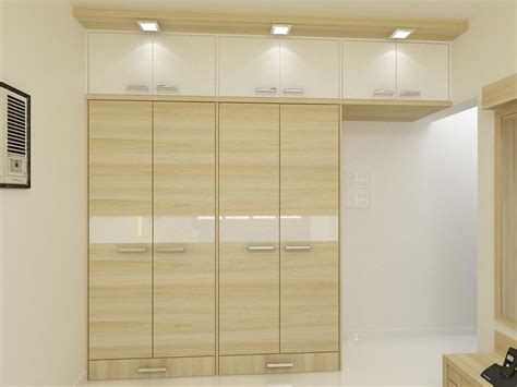 Simple Wardrobe Designs For Small Bedroom by Minimalist Wardrobe Design For Bedroom