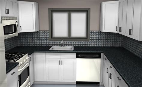 Have The Black And White Kitchen Designs For Your Home White And Black Kitchen Cabinets