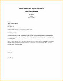 cease amp desist letter sample resume cover letter template