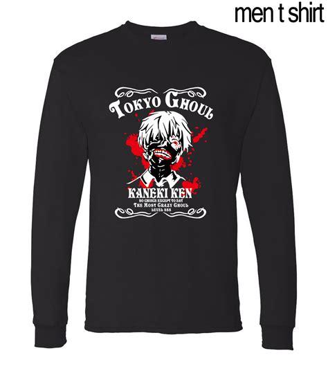 Sleeve Tokyo Ghoul Kaneki Ken anime tokyo ghoul ken kaneki sleeve t shirts