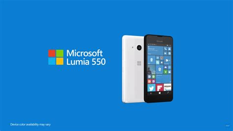 Microsoft Lumia Update New Firmware Update Seeding To Microsoft Lumia 550 Msfn