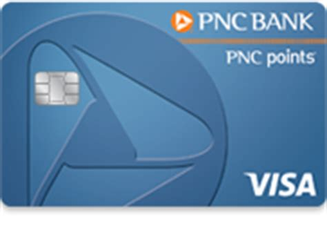 Pnc Visa Gift Cards - pnc pnc points visa credit card