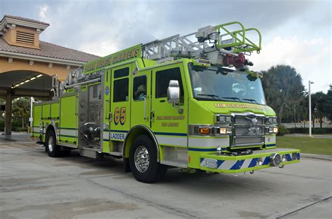 Palm Gardens Department by Fl Palm Gardens Department Engine Ladder