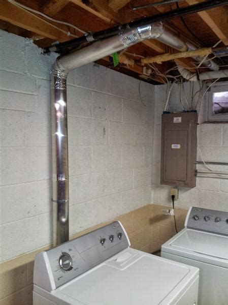 Clothes Dryer Duct Installation Dryer Vent Installation Services Wisconsin Dryer Duct