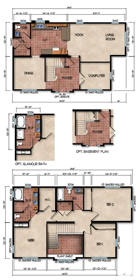 house plans michigan modular home modular homes floor plans michigan