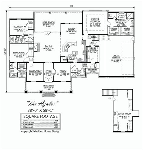 madden home design the nashville madden home design acadian house plans french country