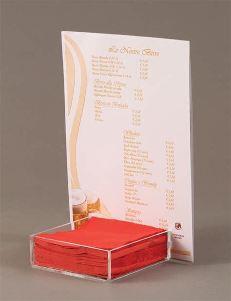 menu da tavolo rbt espositori espositori per menu