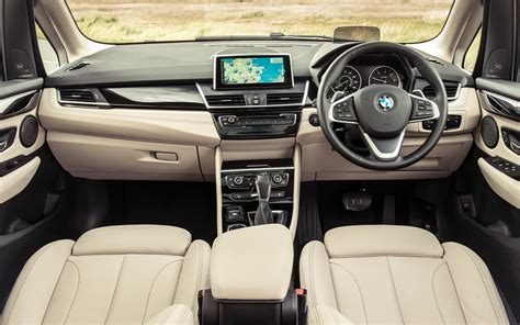 Bmw 2 Interior by Serie 2 Active Tourer Interior Images