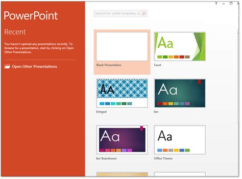 Best Microsoft Powerpoint 2013 Templates Gallery Powerpoint Template And Layout Best Powerpoint Templates 2013