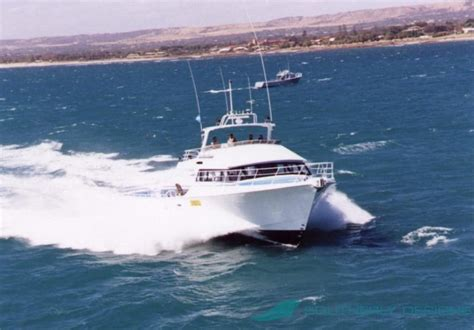 geraldton boat builders invincible southerly designs marine vessel design