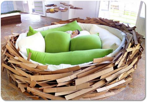 nest bed giant birdsnest bed for sale