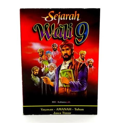 Buku Kisah Walisongo buku sejarah walisongo pusaka dunia