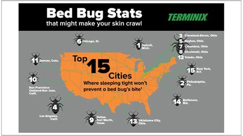 best bed bug exterminator nyc best bed bug exterminator nyc prepare to get grossed out top 15 towns for bedbugs in