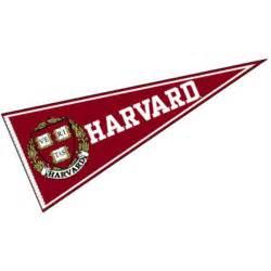 harvard university felt pennant and felt pennants for