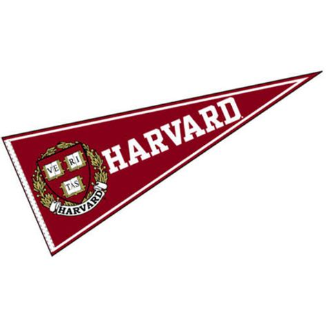 college banner template harvard felt pennant and felt pennants for